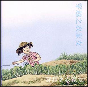 求一部穿越农家女主以刺绣为生的小说